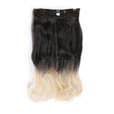 Купить Волосы на заколках омбре волнистые трессы