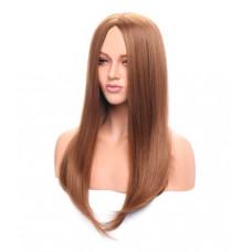Купить Парик рыжий прямой, парик без челки, парик длинные волосы