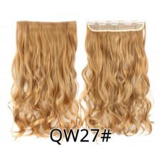 Купить Волосы на заколках волнистые волосы трессы рыжие