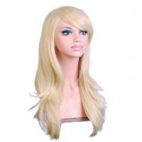 Парик блондинка длинные волосы 70 см