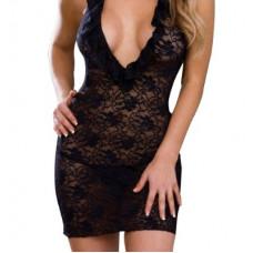 Купить Пеньюар кружевной ночное платье