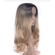 Парик омбре волнистые волосы