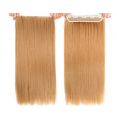 Купить Волосы на заколках ровные волосы трессы