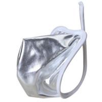С-стринги мужские серебро
