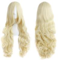Парик блондинка волнистые длинные