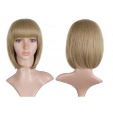 Купить Парик каре натуральный блонд