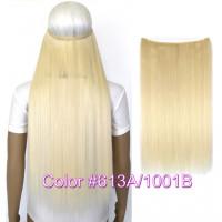 Трессы длинные светлые волосы искусственные